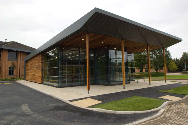B.Melling - B.Melling - Bespoke new build - New Restaurant / Cafe on a business park<br/>close to Manchester Airport