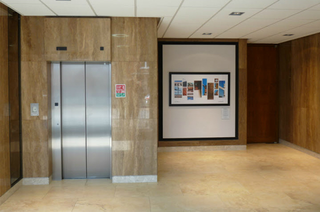 B.Melling - Office Block Refurbishment - Full internal office refurbishment for AON in Leeds
